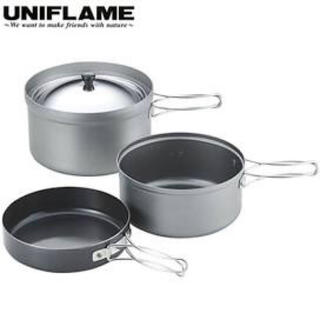 UNIFLAME - ユニフレーム ごはんクッカープラス