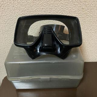 スキューバプロ(SCUBAPRO)の新品♡spro Sプロ ダイビングマスク ノーフレーム(マリン/スイミング)