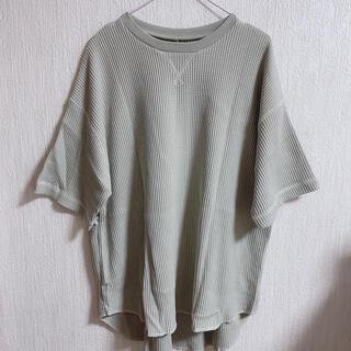 OLIVEdesOLIVE - オリーブデオリーブ ワッフル tシャツ