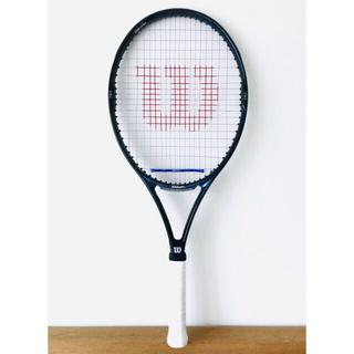 wilson - 【美品】ウィルソン『レディーフレアー110』テニスラケット/G1/パープル/希少