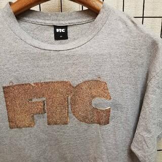 エフティーシー(FTC)のFTC Logo Print S/S Tee プリント入り半袖カットソー(Tシャツ/カットソー(半袖/袖なし))