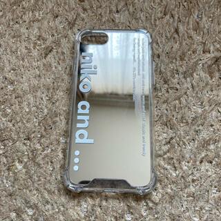 ニコアンド(niko and...)のニコアンド iPhone8/SE2(iPhoneケース)