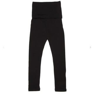ダブルスタンダードクロージング(DOUBLE STANDARD CLOTHING)のダブルスタンダード p kuku ブラック レギンス  マタニティ(マタニティボトムス)