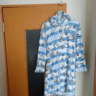 スヌーピー(SNOOPY)のスヌーピー フード付きマイクロパジャマ フリーサイズ(パジャマ)
