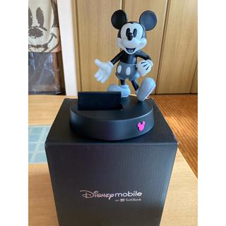Disney - 【新品未使用】非売品 ミッキー モバイルスタンド 写真立て、小物入れ リモコン等