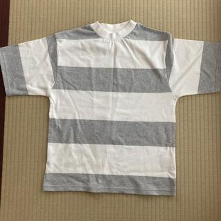 ナノユニバース(nano・universe)のボーダーTシャツ(Tシャツ(半袖/袖なし))
