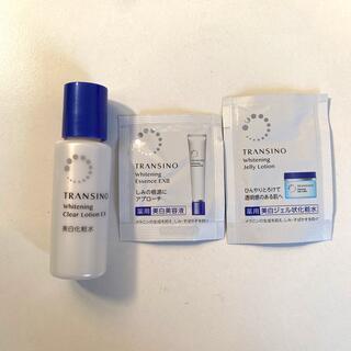 トランシーノ(TRANSINO)のトランシーノ TRANSINO 美白化粧水 美白美容液 美白ジェル状化粧水(化粧水/ローション)