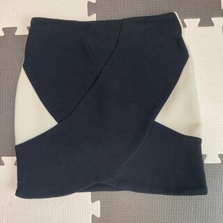 リップサービス(LIP SERVICE)のリップサービス! スカート 新品未使用‼️(ひざ丈スカート)