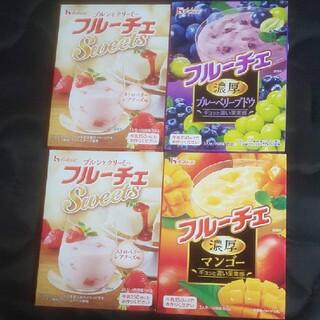 ハウスショクヒン(ハウス食品)のフルーチェ セット!(菓子/デザート)