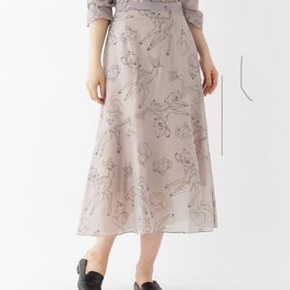 エージーバイアクアガール(AG by aquagirl)のバンビ ロングスカート(ロングスカート)