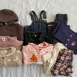 ユニクロ(UNIQLO)の最終価格 95〜100㎝ 女の子用衣類 まとめて♪(その他)