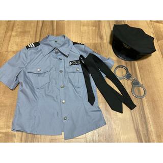 コスプレ 婦人警官 ミニスカポリス(衣装一式)