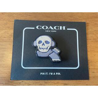 コーチ(COACH)のコーチ ピンバッチ(バッジ/ピンバッジ)