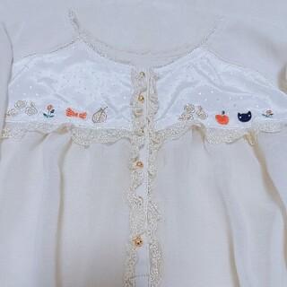 フランシュリッペ(franche lippee)の刺繍ブラウス 2(シャツ/ブラウス(長袖/七分))