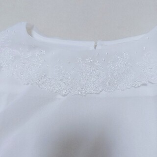 フランシュリッペ(franche lippee)の刺繍ブラウス 3(シャツ/ブラウス(長袖/七分))