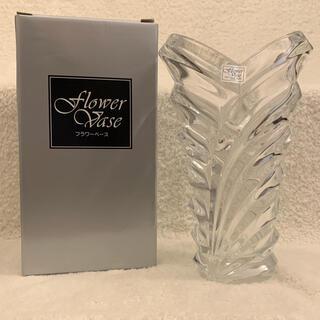 東洋佐々木ガラス - 新品・未使用  花瓶  東洋佐々木ガラス フラワーベース ルーチェ 日本製