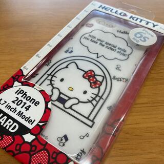 ハローキティ(ハローキティ)のHello kitty  i phon6s  ハードカバー(iPhoneケース)