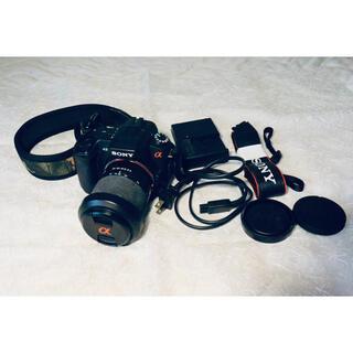 SONY - 【SONY】α350 一眼レフカメラ