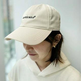 アメリカーナ(AMERICANA)のL'Appartement Americana/アメリカーナ Logo Cap(キャップ)