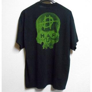 ハフ(HUF)のHUF*ハフ*US:XXL/ブラック[DATA DEATH]プリント半袖Tシャツ(Tシャツ/カットソー(半袖/袖なし))