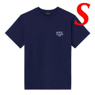 A.P.C - 【新品】A.P.C. アーペーセー Tシャツ ネイビー S