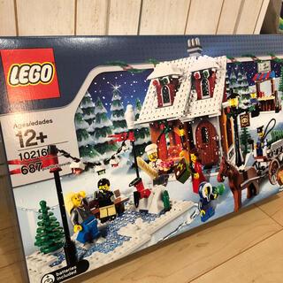 レゴ(Lego)のLEGO 10216 ウィンタービレッジベーカリー(その他)