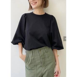 アパルトモンドゥーズィエムクラス(L'Appartement DEUXIEME CLASSE)の新品 L'Appartement Gather Long sleeve Tee (Tシャツ/カットソー(七分/長袖))