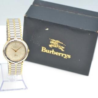 バーバリー(BURBERRY)の【USED品】BURBERRYS バーバリー 腕時計(腕時計)
