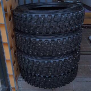 BRIDGESTONE - スパイクタイヤ 175/65/R14 4本(ホイール無し)