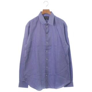 エンポリオアルマーニ(Emporio Armani)のEMPORIO ARMANI ドレスシャツ メンズ(シャツ)