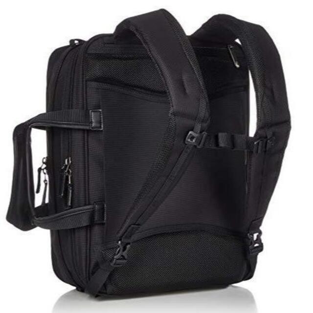 ACE GENE(エースジーン)の5,900円値引■エースジーン[EVL-3.5]3WAYビジネスバッグA4 黒 メンズのバッグ(ビジネスバッグ)の商品写真