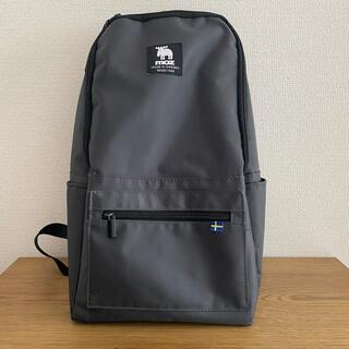 宝島社 - moz BIG BACKPACK グレー モズ リュック バックパック