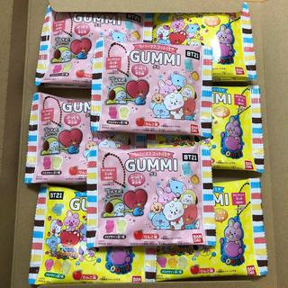 バンダイ(BANDAI)のBTS BT21 グミ(菓子/デザート)