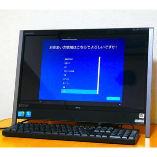 NEC - 【中古】NEC デスクトップ一体型パソコン