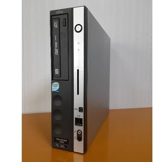 フジツウ(富士通)の♪FUJITSUディスクトップPC  CELSIUS J360 ジャンク(デスクトップ型PC)