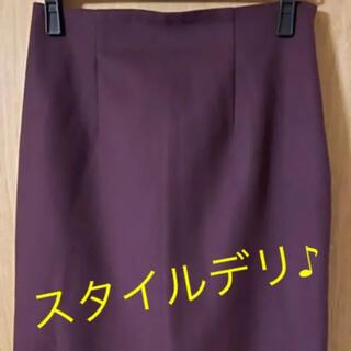 スタイルデリ(STYLE DELI)のスタイルデリ ペンシルスカート(ひざ丈スカート)