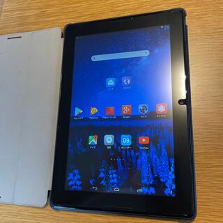 エヌイーシー(NEC)の【美品】NEC LaVie TabE タブレット PC-TE510S1L(タブレット)