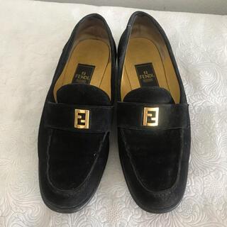 フェンディ(FENDI)の完売しました。FENDI  ローファー (ローファー/革靴)