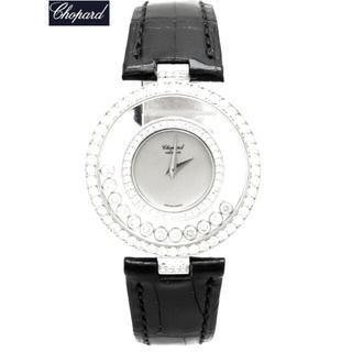 ショパール(Chopard)のショパール 18kwg クォーツ ハイブランド 腕時計 ウォッチ(腕時計)