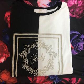 レディー(Rady)のRady 長袖Tシャツ(Tシャツ(長袖/七分))