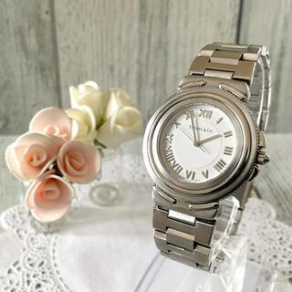 ティファニー(Tiffany & Co.)の【希少】TIFFANY&Co ティファニー 腕時計 インタリオ メンズ(腕時計(アナログ))
