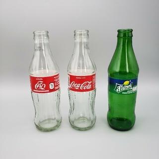 コカコーラ(コカ・コーラ)の海外版★タイ★コーラ & スプライト 空瓶3本セット(その他)
