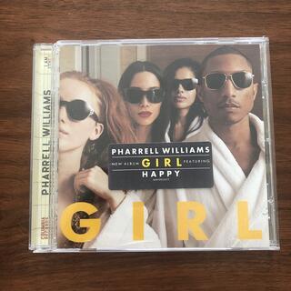 ソニー(SONY)のPharrellWilliams  GIRL(ポップス/ロック(洋楽))