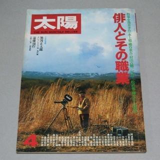 太陽 俳人とその職業(文芸)