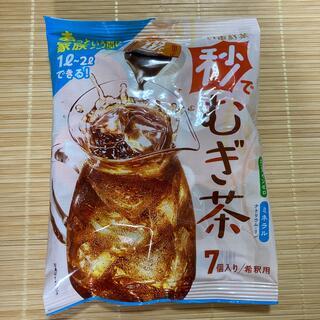 日東紅茶 「秒でむぎ茶」(茶)