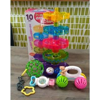コンビ(combi)の知育玩具 Combi おもちゃセット(知育玩具)