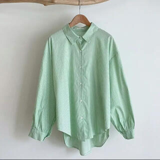 トゥデイフル(TODAYFUL)のキャナルジーン via j(ヴィアジェイ) カラーストライプシャツ(Tシャツ(長袖/七分))