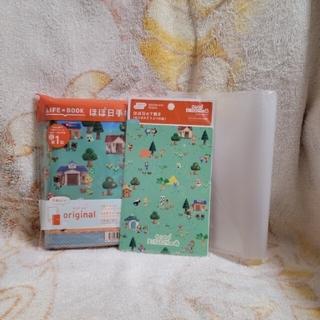 ニンテンドウ(任天堂)のほぼ日手帳 2022  あつまれどうぶつの森 オリジナルset(手帳)