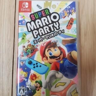 ニンテンドースイッチ(Nintendo Switch)のスーパー マリオパーティ Switch用ソフト(家庭用ゲームソフト)