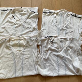 ティゴラ(TIGORA)のTIGORA  ランニングシャツ インナーシャツ Mサイズ(ウェア)
